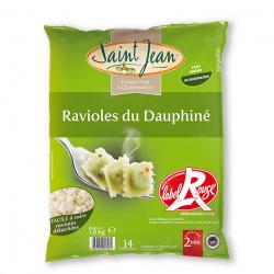 Ravioles du Dauphiné surgelées IGP / Label Rouge - 1,8kg