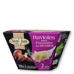 Box Ravioles sauce Forestière aux Morilles - 300g