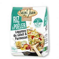 Riz à Poêler Légumes du Soleil & Parmesan 300g