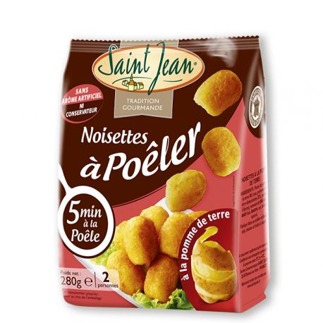 Noisette de pomme de terre à Poêler - 280g