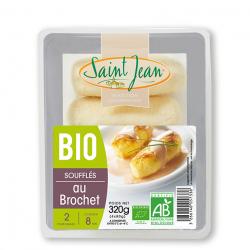 Soufflés au Brochet BIO - 320g (4x80g)