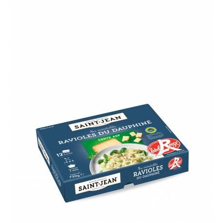 Ravioles du Dauphiné IGP / Label Rouge  12 plaques - 720g