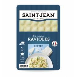 Ravioles Chèvre et Fines herbes  4 plaques - 240g