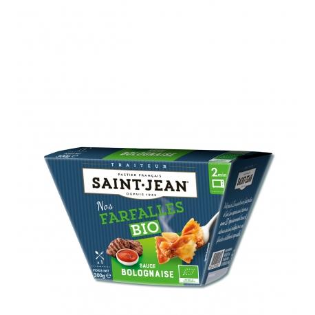 Box Farfalles sauce Bolognaise BIO - 300g