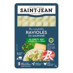 Ravioles du Dauphiné IGP / Label Rouge 4 plaques - 240g