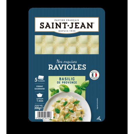 Ravioles au Basilic 5 plaques - 300g