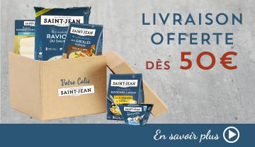 boutique en ligne saint jean - livraison offerte